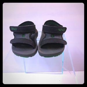 Teva Infant Sandals size 2